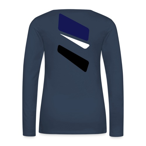 3 strikes triangle - Women's Premium Longsleeve Shirt