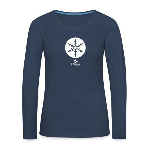 Alteryx Unique - Women's Premium Longsleeve Shirt