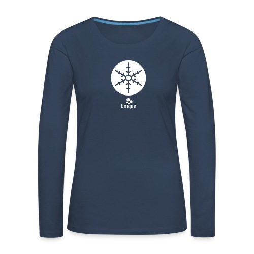 Alteryx Unique - Women's Premium Longsleeve Shirt
