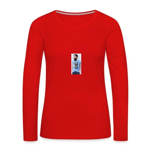 men_us_new - Frauen Premium Langarmshirt