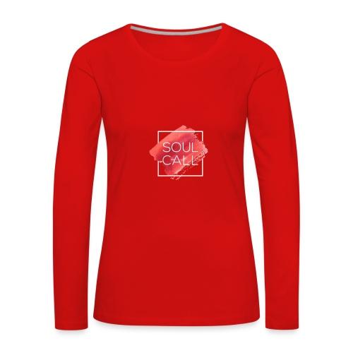 Soulcall - Maglietta Premium a manica lunga da donna
