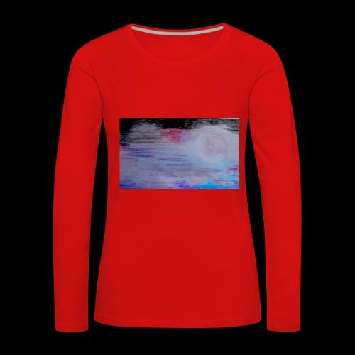 DSC_1593 - Långärmad premium-T-shirt dam