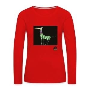 79 For kids 014 - Camiseta de manga larga premium mujer