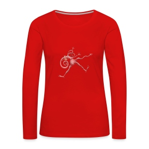 67 For kids 001 - Camiseta de manga larga premium mujer