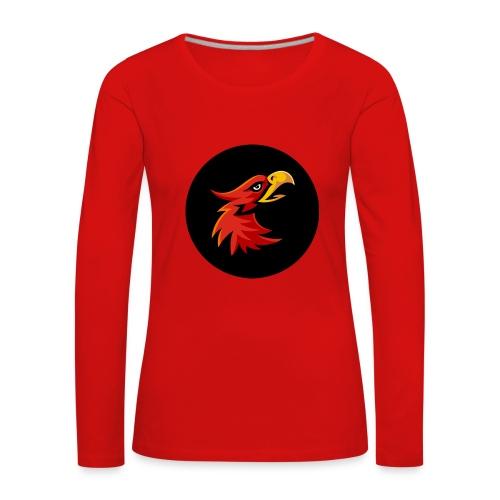 Maka Eagle - Women's Premium Longsleeve Shirt