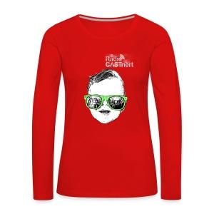 Jonny Edition - Frauen Premium Langarmshirt