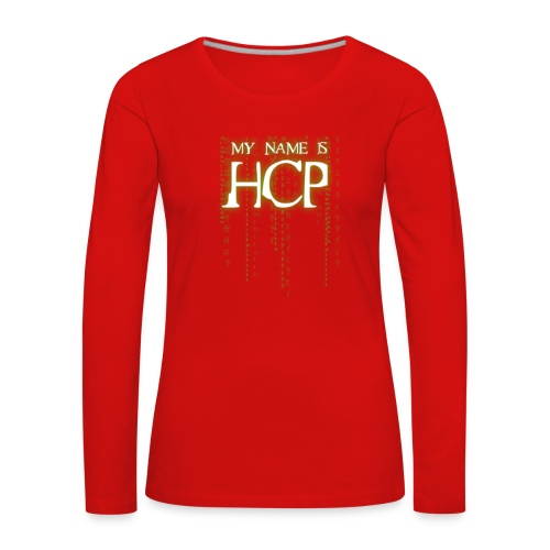 SAP HCP NEO - Jam Band 2016 Barcelona Edition - Women's Premium Longsleeve Shirt