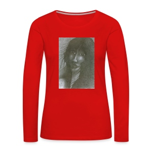 I Fear - Koszulka damska Premium z długim rękawem