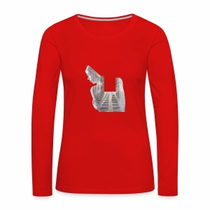 Lady House Exposure - Women's Premium Longsleeve Shirt