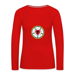 Luther Rose - Women's Premium Longsleeve Shirt