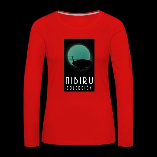 colección Nibiru - Camiseta de manga larga premium mujer