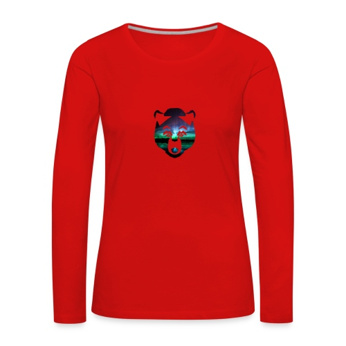 for spreadshirt - Frauen Premium Langarmshirt