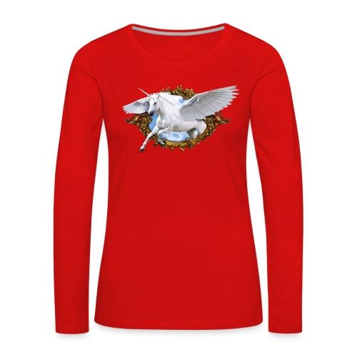 Break Free - Vrouwen Premium shirt met lange mouwen