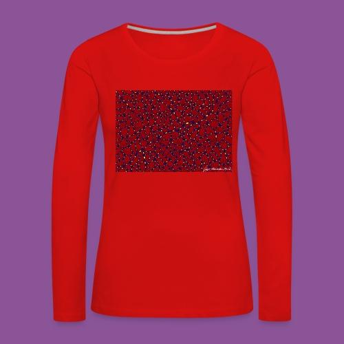 Nervenleiden 35 - Frauen Premium Langarmshirt