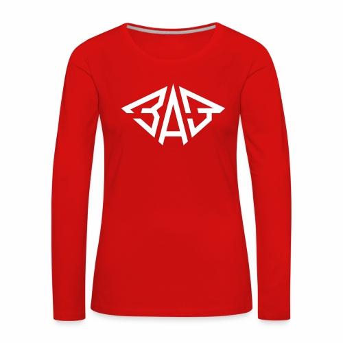 SAS ZAZ Saporoshez logo - Women's Premium Longsleeve Shirt