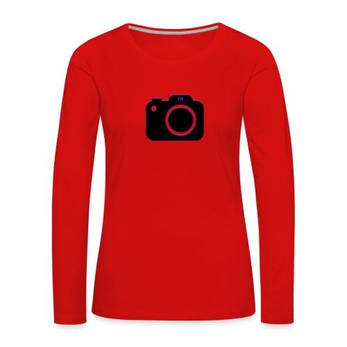 FM camera - Women's Premium Longsleeve Shirt