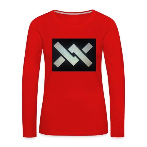 Original Movement Mens black t-shirt - Women's Premium Longsleeve Shirt