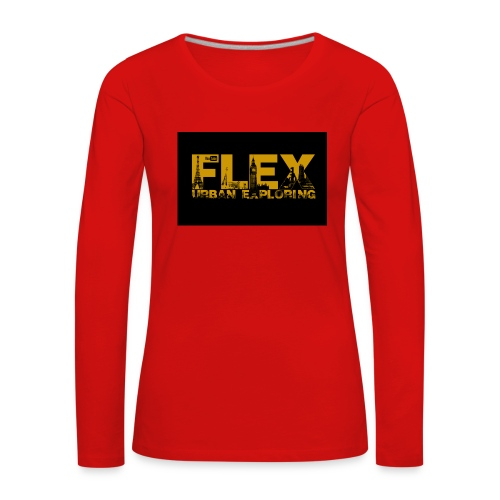 FlexUrban - Women's Premium Longsleeve Shirt