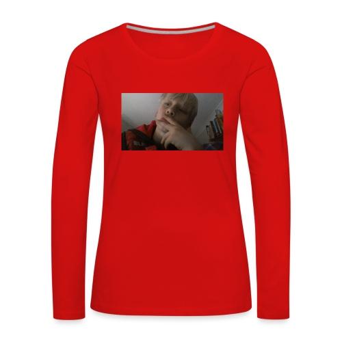 Henrymccutcheon picture merch - Women's Premium Longsleeve Shirt