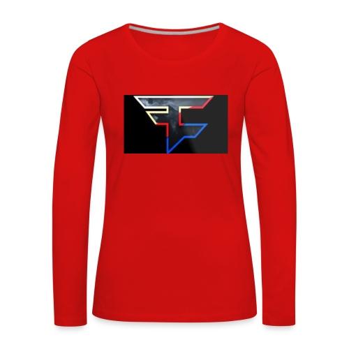 FAZEDREAM - Women's Premium Longsleeve Shirt