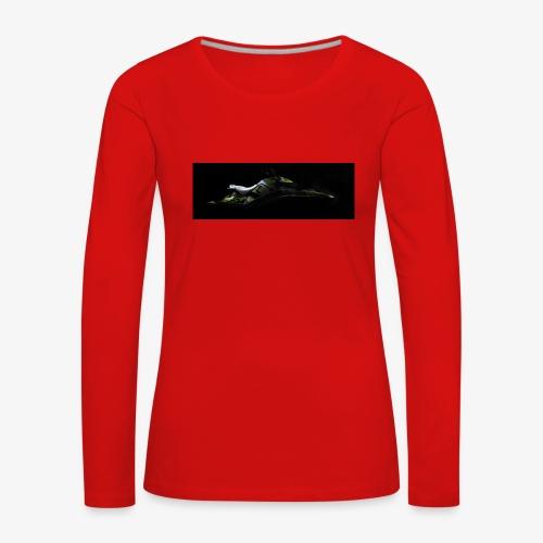 spark2 - Naisten premium pitkähihainen t-paita
