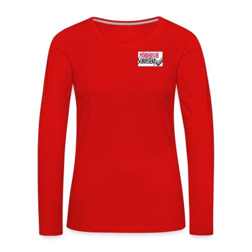 Logo_msfinal - Frauen Premium Langarmshirt