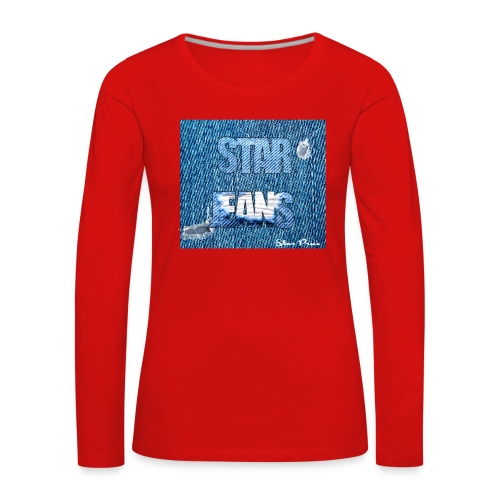JEANS STAR PRICE - Women's Premium Longsleeve Shirt