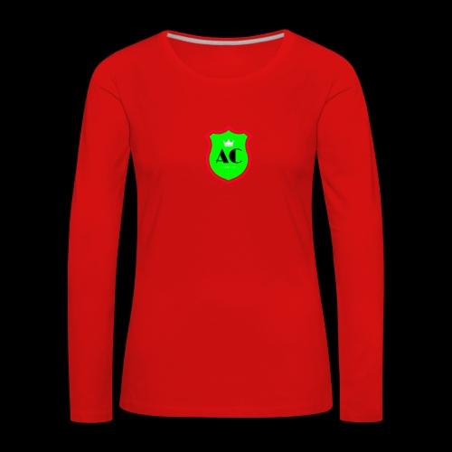 Arlek Cypetav - T-shirt manches longues Premium Femme
