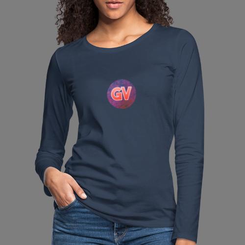 GV 2.0 - Vrouwen Premium shirt met lange mouwen