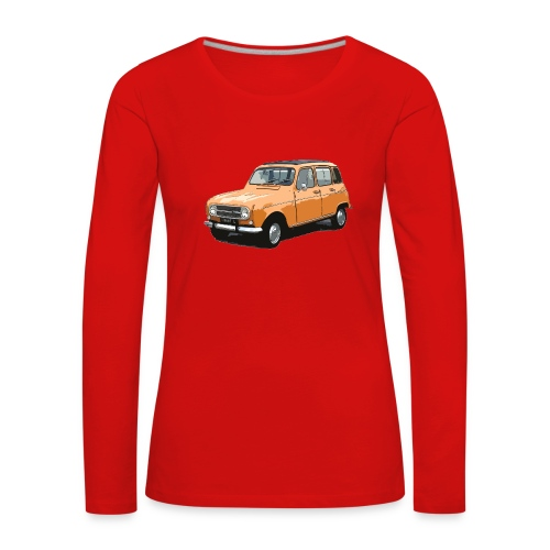 My Fashion 4l - T-shirt manches longues Premium Femme