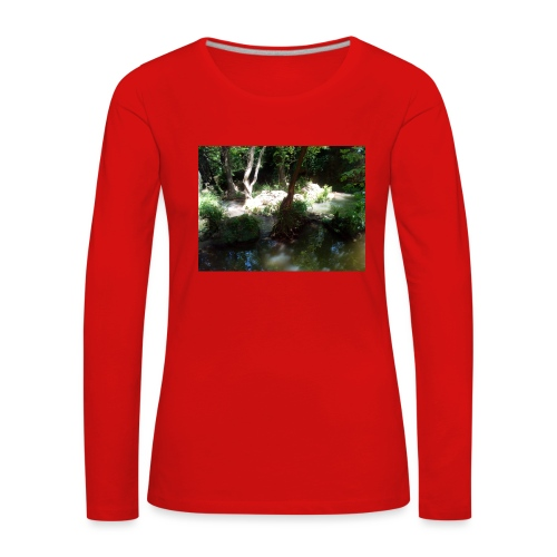 IMG 20180704 134239 - T-shirt manches longues Premium Femme