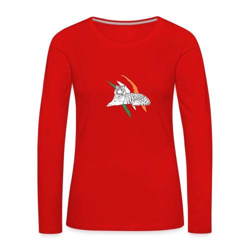 Celtictiger - Women's Premium Longsleeve Shirt