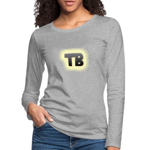 thibaut bruyneel kledij - Vrouwen Premium shirt met lange mouwen