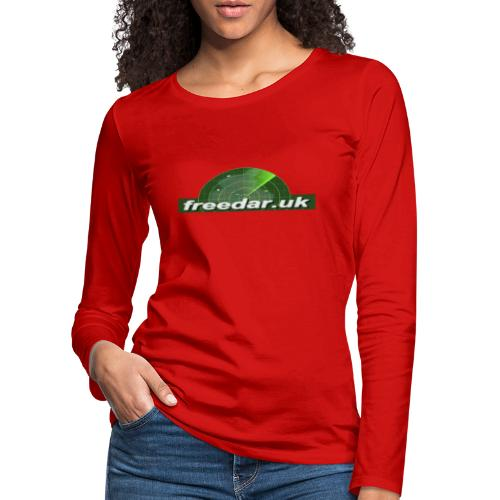 Freedar - Women's Premium Longsleeve Shirt