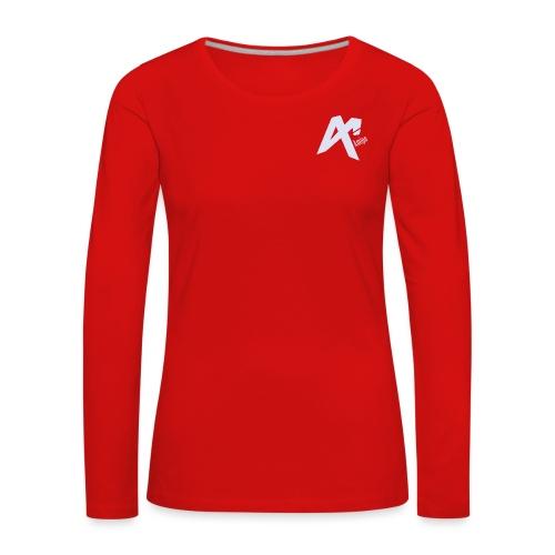 Logo Amigo - Women's Premium Longsleeve Shirt