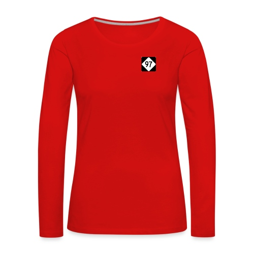 G97 - Frauen Premium Langarmshirt