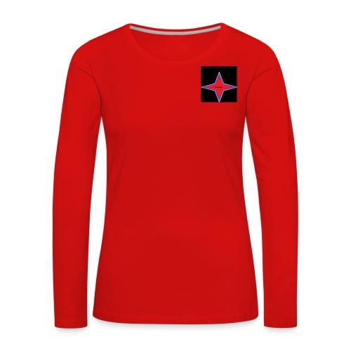 Infinite Lys - T-shirt manches longues Premium Femme