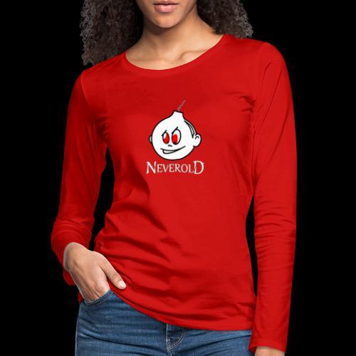 tete neverold - T-shirt manches longues Premium Femme
