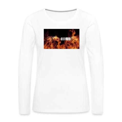 Barbeque Chef Merchandise - Women's Premium Longsleeve Shirt