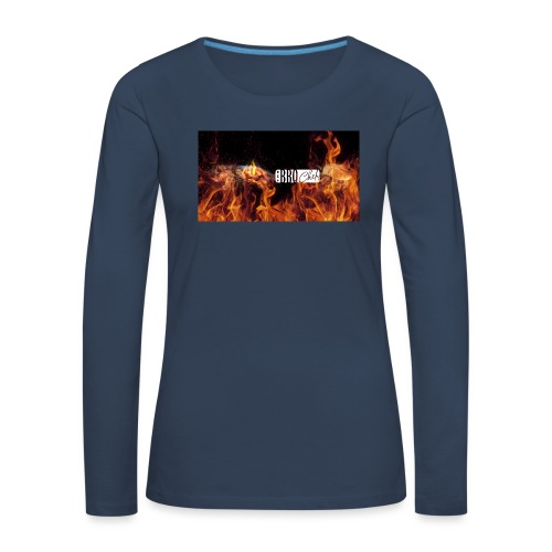 Barbeque Chef Merchandise - Women's Premium Longsleeve Shirt