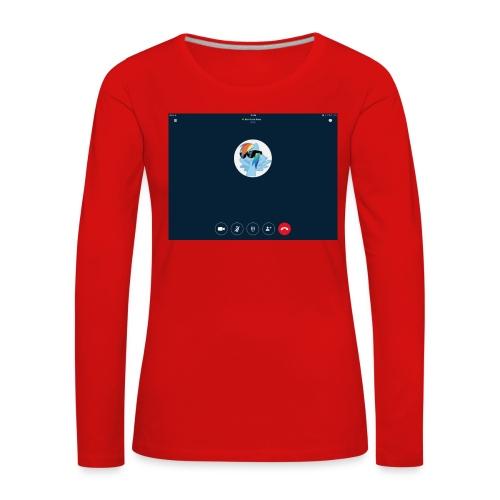 My best friend❤️❤️❤️ - Frauen Premium Langarmshirt
