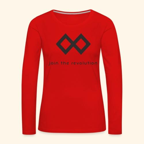 TenX - Frauen Premium Langarmshirt