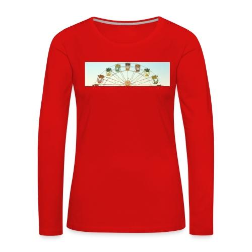 header_image_cream - Women's Premium Longsleeve Shirt