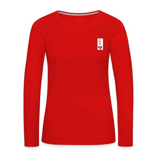 good choice - T-shirt manches longues Premium Femme