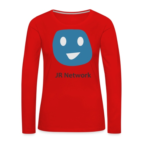 JR Network - Women's Premium Longsleeve Shirt
