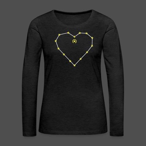 Herz 0HE01 - Women's Premium Longsleeve Shirt