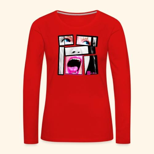 expo26b2 Unbreakable - T-shirt manches longues Premium Femme