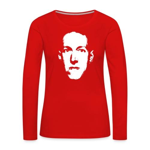 Lovecraft - Maglietta Premium a manica lunga da donna