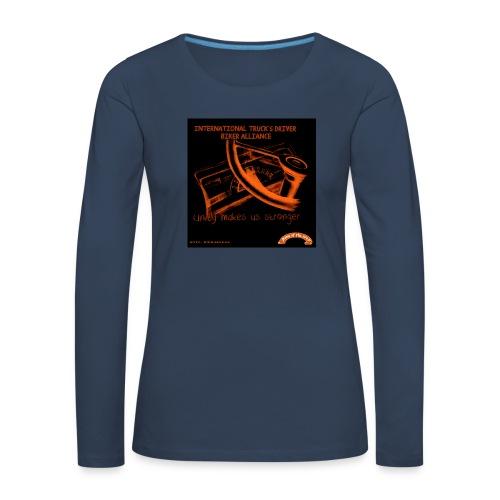 Unity - T-shirt manches longues Premium Femme