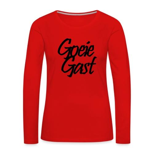 Score 2.0 - T-shirt manches longues Premium Femme